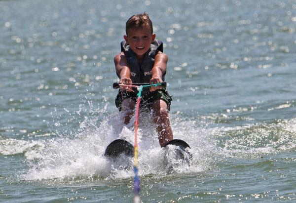 water ski photo