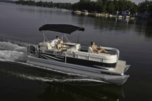 Fish Creek & Sister Bay Pontoon Boat Rentals