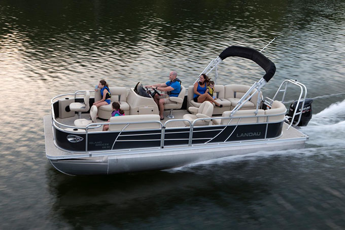 Sister Bay pontoon boat rentals