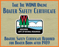 Wisconsin DNR Boater Safety Certificate