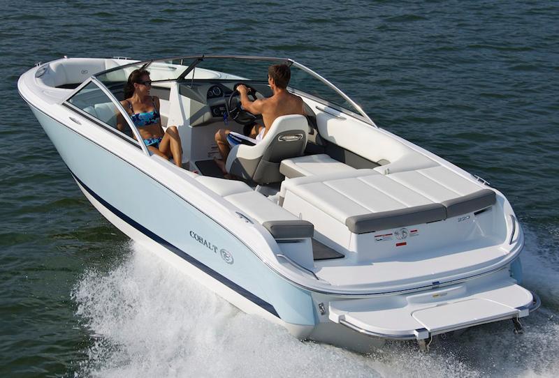 Door County Cobalt Ski Boat Rental