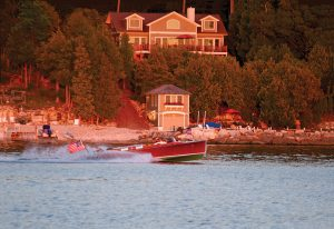Door County Scenic Boat Tours From Fish Creek Wi