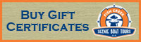 Fish Creek Boat Tour Gift Certificates