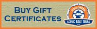 Fish Creek Boat Tour Gift Certificates