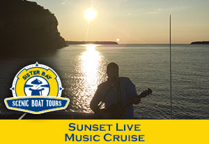 Sunset Live Music Cruise
