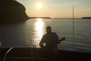 Door County Sunset and Music Boat Cruise