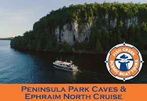 Peninsula Park Caves Boat Tour